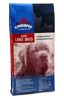 Чикопи Паппи Ладж Брид/CHICOPEE Puppy Large Breed 15кг - фото 11604