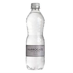 Вода Harrogate Sparkling Харрогейт 0,5 л. газ. ПЭТ - фото 11738