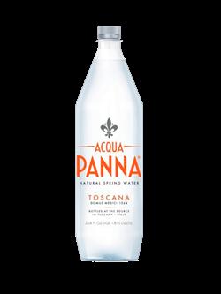 Acqua Panna (Аква Панна) минеральная негазированная вода 1л (12шт) - фото 11756