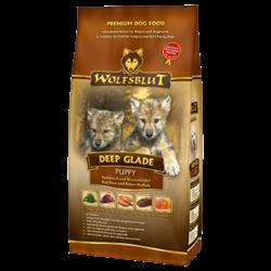 Wolfsblut Волчья кровь Сухой корм для собак Deep Glade Puppy Дальняя поляна для щенков - фото 11879