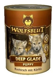 Wolfsblut (Волчья кровь) Консервы 395гр. - Deep Glade Puppy (Поляна консервы для щенков) - фото 11918