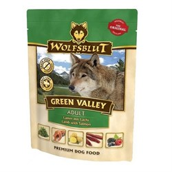 Wolfsblut (Волчья кровь) Пауч 300гр. - Green Valley Adult (Зеленая долина пауч для взрослых) - фото 11922