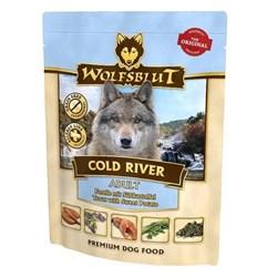 Wolfsblut (Волчья кровь) Пауч 300гр. - Cold River Adult (Холодная река пауч для взрослых) - фото 11923