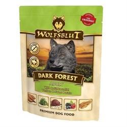 Wolfsblut (Волчья кровь) Пауч 300гр. - Dark Forest Adult (Темный лес пауч для взрослых) - фото 11924