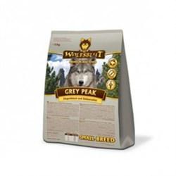 Wolfsblut - Сухой корм для крупных собак Grey Peak Large Breed (Седая вершина с мясом бурской козы и бататом). Белок: 23%, Жир: 13%. - фото 11985