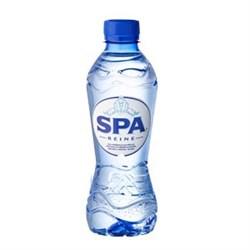 SPA Reine Минеральная природная столовая вода негазированная 0,33л.*12шт (ПЭТ-бутылка без дозатора) - фото 7944