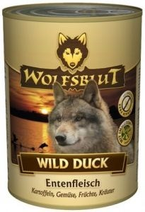 Wolfsblut Консервы 395гр. - Wild Duck (Дикая утка) - фото 9223