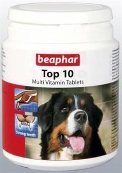 12567 Беафар Витамин Тор 10 д/собак 750шт*6/6 - фото 9360