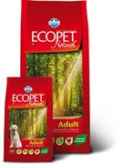 FARMINA ECOPET NATURAL ADULT MAXI КОРМ Д/СОБАК 12 КГ