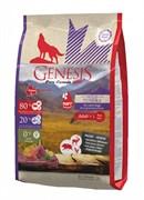 Генезис Дикая Тундра для взрослых собак с мясом дикого кабана, северного оленя и курицы с повышенной влажностью / Pure Wild Tundra Soft