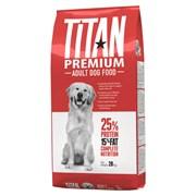 Титан Премиум Эдалт Дог корм для взрослых собак / Titan Premium Adult Dog 20 кг