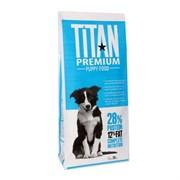 Титан Премиум Паппи Фуд корм для щенков / Titan Premium Puppy Dog Food 20 кг