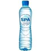 """SPA Reine  0,5л.(8шт) Минеральная природная столовая вода """"SPA Reine"""" негазированная 0,5л (ПЭТ-бутылка без дозатора)"""