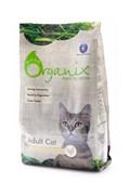 Organix сухой корм для взрослых кошек с курочкой, Adult Cat Chicken