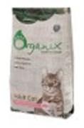 Organix для кошек со свежим лососем и рисом, Adult Cat Salmon