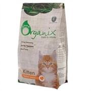 Organix сухой корм для котят с индейкой, Kitten Turkey