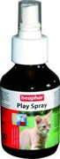 Beaphar `Play-spray` спрей для привлечения кошек к предметам для игр 100 мл (1х6) (К36) 12526