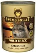 Wolfsblut Консервы 395гр. - Wild Duck (Дикая утка)