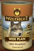 WOLFSBLUT КОНСЕРВЫ 395ГР. - WIDE PLAIN PURE (ШИРОКАЯ РАВНИНА 100%)