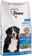 1st choice /Фест Чейс ВИА Для взрослых собак средних и крупных собак (Adult Medium&Large Breed)