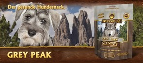 Wolfsblut Крекер 225гр. - Grey Peak (Седая вершина) мясо козы, конина