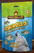 Wolfsblut Fish Snacks 100 гр. - Fish Rolls Kabeljau (Роллы из трески)