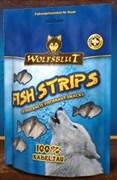 Wolfsblut Fish Snacks 100 гр. - Fish Strips Kabeljau (Стрипсы из трески)