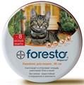 Защита на весь дачный сезон с 23 апреля по 31 мая скидка 20% на Форесто для кошек