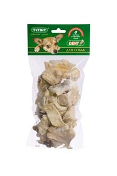 TiTBiT / ТИТБИТ 0399 Хрустики говяжьи (мягкая упаковка)  *30