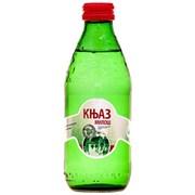 Knjaz Milos / Князь Милош минеральная вода  0.25 литра, газ, стекло, 24шт. в уп.