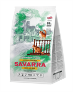 SAVARRA 5649141/421422 ADULT CAT HAIRBALL СУХОЙ КОРМ ДЛЯ/КОШЕК УТКА/РИС