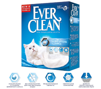 EVER CLEAN EXTRA STRONG CLUMPING UNSCENTED - КОМКУЮЩИЙСЯ НАПОЛНИТЕЛЬ БЕЗ АРОМАТИЗАТОРА