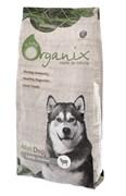 Organix для собак, с ягненком и рисом, Adult Dog Lamb