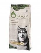 Organix для взрослых собак, с курицей и цельным рисом, Adult Dog Chicken