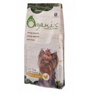 Organix для собак малых пород сухой корм, Adult Dog Small Breed Chicken