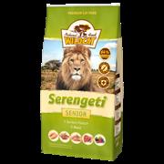 Wildcat Serengeti Senior (Серенгети) - Сухой корм для пожилых кошек c 5 видами мяса и бататом.