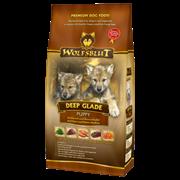 Wolfsblut Волчья кровь Сухой корм для собак Deep Glade Puppy Дальняя поляна для щенков