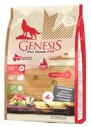 Genesis Pure Canada Shallow Land сухой корм для взрослых собак с ягненком