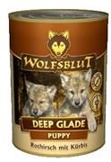 Wolfsblut (Волчья кровь) Консервы 395гр. - Deep Glade Puppy (Поляна консервы для щенков)
