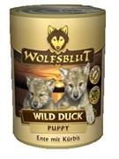 Wolfsblut (Волчья кровь) Консервы 395гр. - Wild Duck Puppy (Дикая утка консервы для щенков)