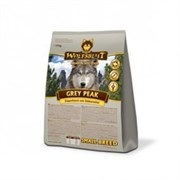 Wolfsblut - Сухой корм для крупных собак Grey Peak Large Breed (Седая вершина с мясом бурской козы и бататом). Белок: 23%, Жир: 13%.
