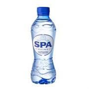 SPA Reine Минеральная природная столовая вода негазированная 0,33л.*12шт (ПЭТ-бутылка без дозатора)