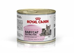 ROYAL CANIN Бебикэт Инстинктив кон.д/котят (мусс)