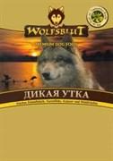 СУХОЙ КОРМ ДЛЯ ВЗРОСЛЫХ СОБАК WOLFSBLUT WILD DUCK (ДИКАЯ УТКА)