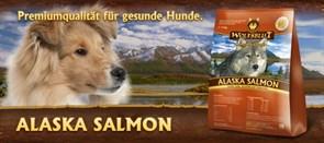 СУХОЙ КОРМ ДЛЯ ВЗРОСЛЫХ СОБАК WOLFSBLUT ALASKA SALMON (АЛЯСКИНСКИЙ ЛОСОСЬ)